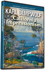KARL DEMPWOLF: CALIFORNIA IMPRESSIONISM - Art Instruction DVD
