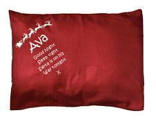 Personalised Christmas Eve Pillow Case Santa Is On His Way Tonight