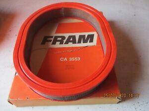 CA3553 New Fram Air Filter Fits: Nissan Cherry 1200 1300 1400 1500  16546-M 5600