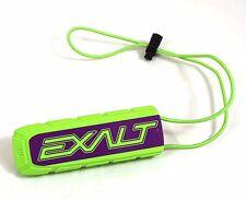 Exalt Paintball Ninja Series Collector Series Bayonet Barrel Condom Lime Purple