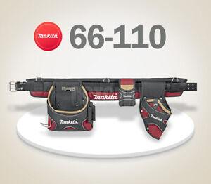 Original Makita 66-110 (P-80927) Carpenter Electrician Utility Tool Belt Pouch