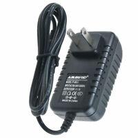 Accessory USA AC DC Adapter for Omron Elite NE-C21 NE-C21V NEC21 NEC21V Compressor Nebullizer Power Supply Cord