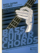 Bass Guitar Chords 84 Most Popular Chords in All Keys Scales Chromatic Chart NEW