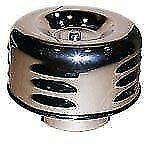 hot rod louvered air cleaner   2  5/8 size, a model , kustom