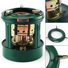 Mini Handy Outdoor Pocket 8 Wicks Kerosene Stove Burner Camping Oil Heaters BBQ