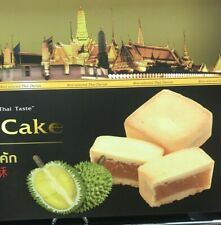 Thailand Natural Snack Authentic Taste Durian Cake Delicious By Kullanard 260 g