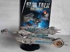shenzhou walker class plaquita dedication plaque repl Star Trek discovery U.S.S