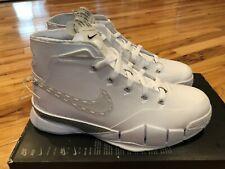 Nike Kobe 1 NCXL Noise Cancelling Pack White CI9911 110 Men's Size 10.5