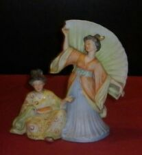 Japanese Original Antique Ceramic & Porcelain Figurines