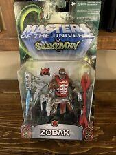 Mattel He-Man Masters of the Universe Zodak 2002 MOTU Action Figure
