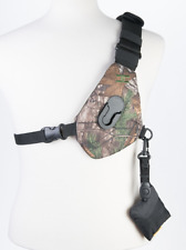 Cotton Carrier SKOUT Sling Style Harness For One Camera - Camouflage (UK Stock)