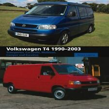 Volkswagen T4: Transporter, Caravelle, Multivan, Camper and Eurovan, Copping, Ri