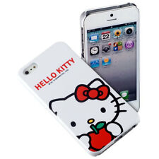 TSI Hello Kitty Lizenz Back Cover f Apple iPhone 5 / 5S Tasche Schutz Hülle Case
