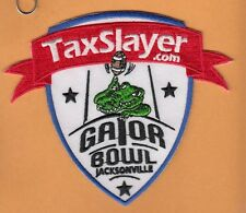 2013 GATOR BOWL JERSEY LOGO PATCH MISSISSIPPI ST BULLDOGS NORTHWESTERN WILDCATS