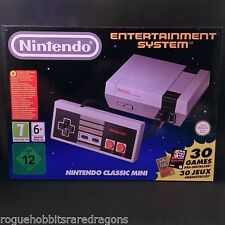 Official Nintendo Mini NES Console with 30 Built in Classic Games Brand New BNIB