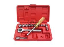 """Juegos de llave de tubo de taller 13mm. 1/4"""""""