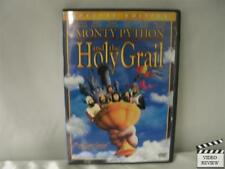 Monty Python and the Holy Grail (DVD, 2001, 2-Disc S...