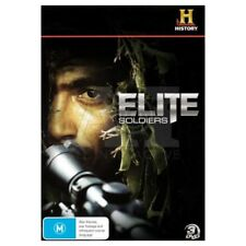 US Navy Seals Green Berets Airbourne Infantry Elite Soldiers 3 x DVD New