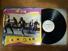 The Kinks State of Confusion Vinyl Record LP Arista AL 8-8018 VG+