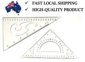 Noble Brand Set square High quality and affordable price Product in Australia