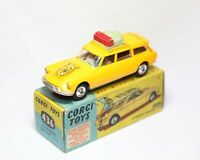 Corgi 436 Citroen Safari ID 19 In Its Original Box - Near Mint Vintage Original