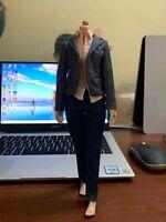 1/6 Office Lady Suit Shirt Coat & Pants Clothes F 12'' Verycool Female Figure