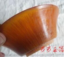 Antique Tibetan horns Cup gold yak horn Cup bowls