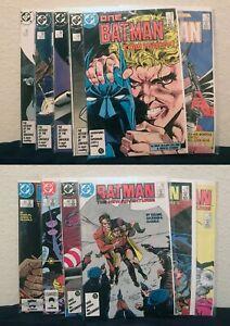 DC Comics Batman Comics (126 Comic Lot)
