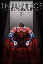 NEW DC COMICS UNLIMITED SUPERMAN INJUSTICE GODS AMONG US FIGURE BY MATTEL