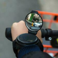 Adjustable Bicycle Bike Back Mirror Wristband Strap Rear View Arm Wrist Cycling