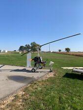 Bensen Gyrocopter Homebuilt Subaru Ea81