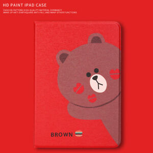 Ipad Air3 Protective Case New Mini 5 Cartoon 2019 10.2 Shell Pro10.2 Leather