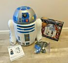 Star Wars Radio Control Inflatable R2-D2 Droid R/C Used - Batteries Not Included