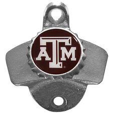 Texas A&M Aggies Wall Mount Bottle Open NCAA Licensed Bar Man Cave