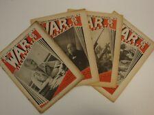War Illustrated Bundle, North Africa, Italy 1 (Bardia Libya, Wavell, Egypt, RAF)
