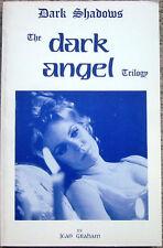 """Dark Shadows Fanzine """"The Dark Angel Trilogy""""  Novel 1977"""