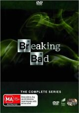 Breaking Bad : Season 1-6 (DVD, 2013, 21-Disc Set) BRAND NEW & SEALED