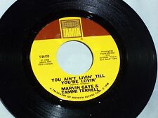 Not avaialable Marvin Gaye & Tammi Terrell: You Ain't Livin'... / Keep