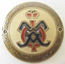 Vintage Army Military Hat Pin Badge