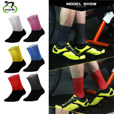 Men's Cycling Socks Running Bicycle Racing Profession Sports Breathable Summer