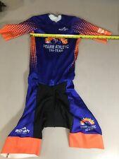 Mt Borah Teamwear Womens Size Small S Tri Triathlon Suit (6910-73)