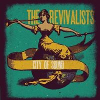 The Revivalists - City of Sound [New CD]
