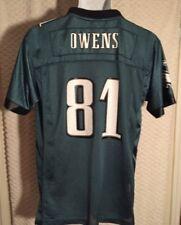 Terrell Owens Philadelphia Eagles Jersey size YOUTH XL by Reebok