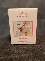 2019 Hallmark Keepsake Ornament THE BEST NEST P.D. Eastman NEW