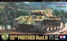 Tamiya 56605 1/25 Scale RC German Tank Panther Ausf.A w/Control Unit