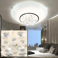 Lámpara de techo LED Mercado trabajo Iluminación habitación Cristal Claro