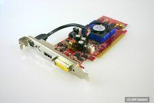 MSI nx7600gs-td512z 512mb ddr2 AGP 8x Silent tarjeta gráfica, defekt, not ok
