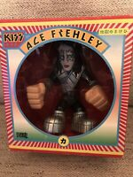 Kiss Ace Frehley 2002 Gruntz Figure New