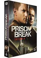 COFFRET NEUF - DVD SERIE : PRISON BREAK : SAISON 4 INTEGRALE - MICHAEL SCOFIELD