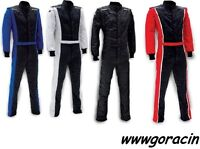 Impact The Racer One Piece Two-Layer Nomex SFI 3.2A/5,Driving Suit,Fire Suit~